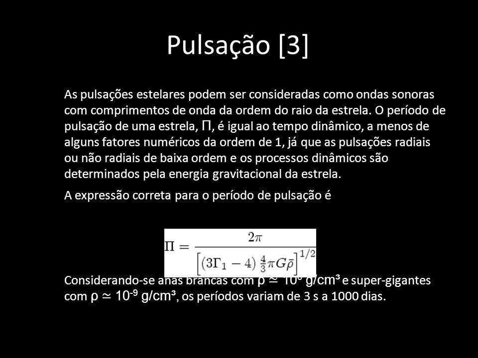 Pulsação [3]